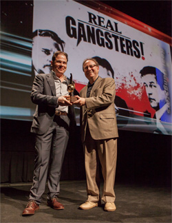 Real Gangsters wins best Canadian movie at ICFF in Toronto